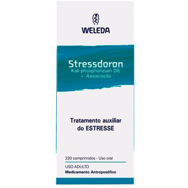 Stressdoron Weleda 220 Comprimidos