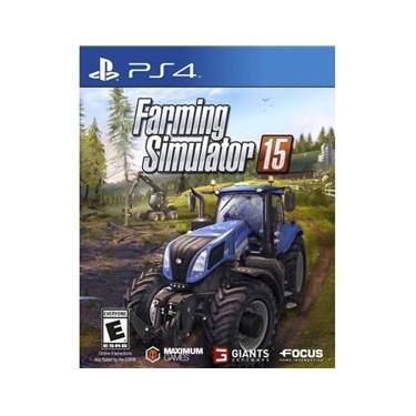 Farming Simulator 15 PS4