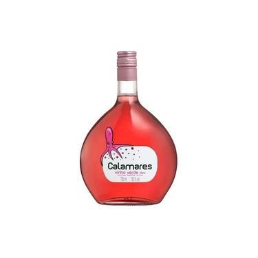 Vinho Verde Rosé Calamares Doc Português - 750ml