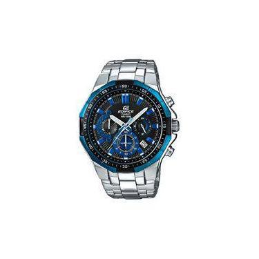b4421edb99a Relógio Analógico Casio Edifice Masculino Efr-554D-1A2VUDF