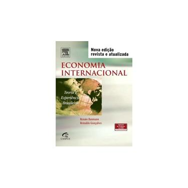 Economia Internacional - Teoria e Experiência Brasileira - Baumann, Renato; Gonçalves, Reinaldo - 9788535281323