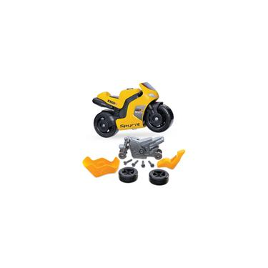 Imagem de Moto Spyrit com Ferramentas para Montar - Usual Ref: 152
