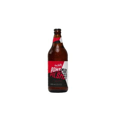 Cerveja Wals Bohemia 600ml