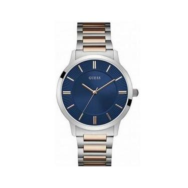 9b4357de40c Relógio masculino GUESS bicolor analógico 92648GPGDGA3