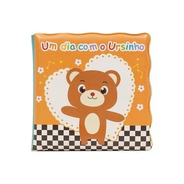 Imagem de Livrinho de Banho - Um Dia Com O Ursinho - Buba