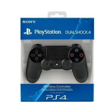 Controle Playstation 4 Ps4 - Original - Preto