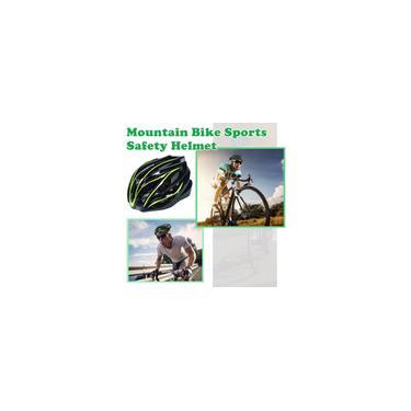 Imagem de Capacete de bicicleta unissex para ciclismo de estrada para mountain bike Capacete de segurança esportiva