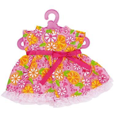 Baby Alive Roupinhas Vestido Laranjas 2104 - Cotiplás