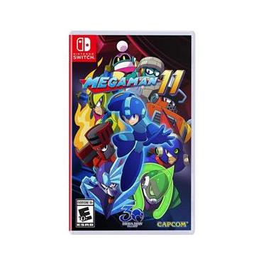 Mega Man 11 - Switch