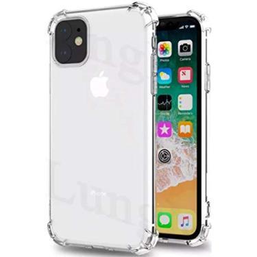 "Capa Case Anti Impactos Bordas Reforçadas Novo iPhone 11 Pro Max 6.5"""