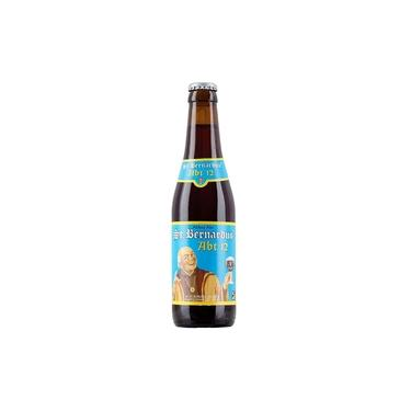 Cerveja Belga St Bernardus Abt 12 Quadrupel 330ml