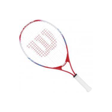 b57b087d9 Raquete de Tênis Wilson US Open 23 New - Infantil - VERMELHO BRANCO Wilson