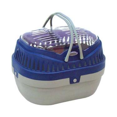 Caixa de Transporte Chalesco Mini Gulliver para Hamster Cores Variadas - Pequena