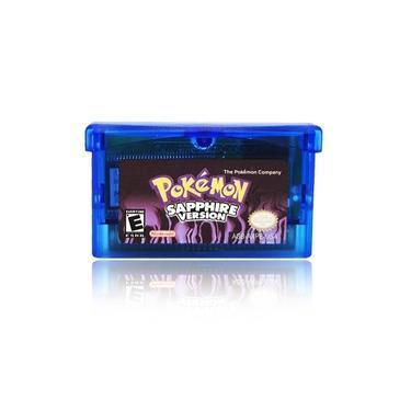 Pokemon Ultra Violeta Vers?o Gameboy Advance GBA Multi Cores Jogo cl¨¢ssico