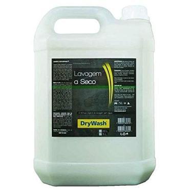 Imagem de Shampoo Para Lavagem A Seco Neutro Solução Eleva 5 Litros Drywash