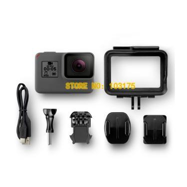 Imagem de Câmera de ação gopro hero 5 black 4k original, câmera filmadora hd, novo, 95%
