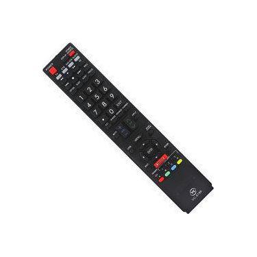 Controle Tv Led Sharp Aquos Todas Sharp Lcd Led Vc-8186