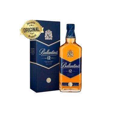 Whisky Ballantines 12 anos 1000 ml