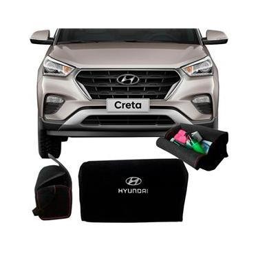 Imagem de Bolsa Organizadora Porta Mala Tevic Hyundai Creta 14 Litros