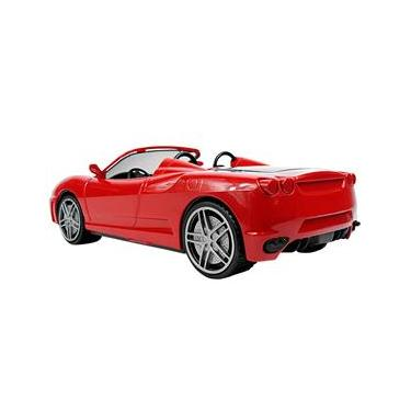Imagem de Carrinho Miniatura Ferrari Infantil Fast Car - Silmar B.