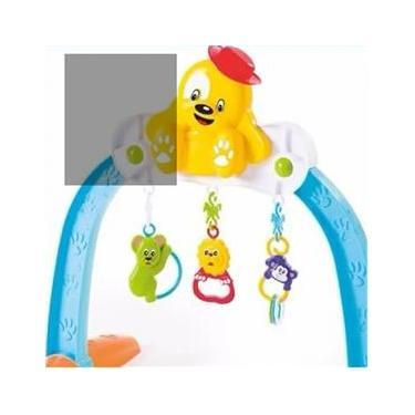 Imagem de Centro Atividades Baby Gym Pet 909 - Calesita Cores Sortidas