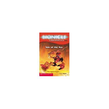 Imagem de Livro - Tale of the Toa: The Legend Begins... (Bionicle Chronicles s. )