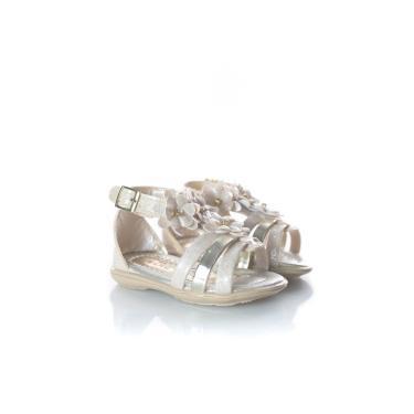 Imagem de Sandalia Infantil Florida Glitter Marfim  feminino
