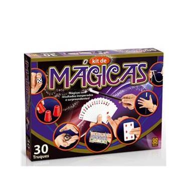 Kit De Mágicas 30 Truques - Grow