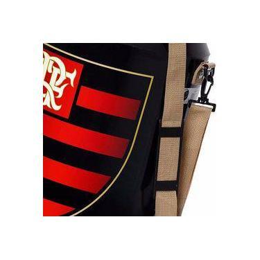 Imagem de Cooler Térmico 24 Latas Cerveja Bebida Flamengo