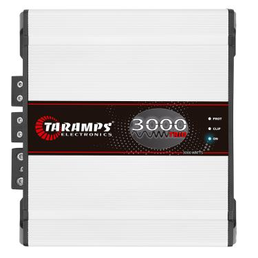 Módulo Taramps 3000 Trio 3000 w RMS Amplificador Som Automotivo Módulo Taramps 3000 Trio 4 Ohms 3000 w RMS