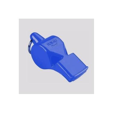 Apito Fox 40 Pearl Blister Azul