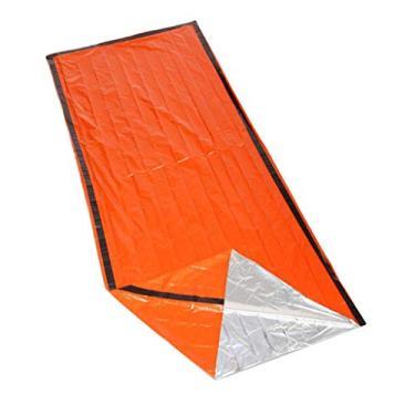 Imagem de chiwanji Saco de dormir portátil de emergência impermeável leve e térmico