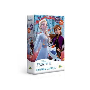 Imagem de Quebra-Cabeça Puzzle 200 Peças - Frozen II - Toyster