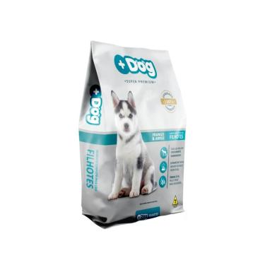 Ração Super Premium Filhotes 15Kg Mais Dog