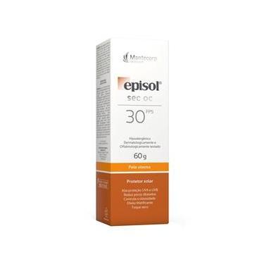 Episol SEC OC FPS 30 - Mantecorp Skincare Protetor Solar Facial
