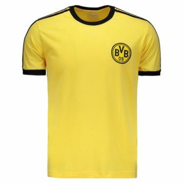 ce25bcb377 Camisas de Times de Futebol Casuais Alemanha Masculino