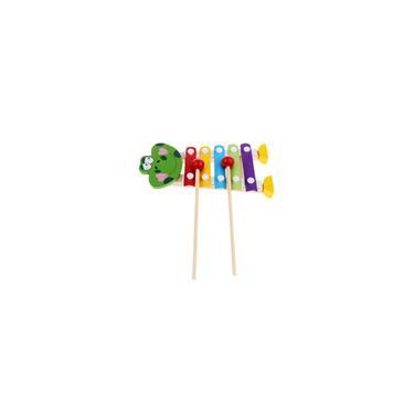 Imagem de Crianças Crianças Tradicional Metal Xilofone Música Musical Instrumento De Brinquedo