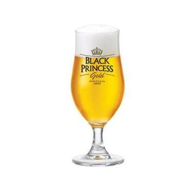 Taça de Cristal para Cerveja Black Princess Nevada 300ml