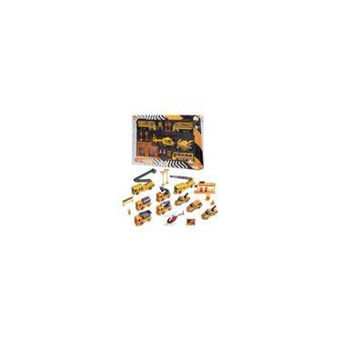 Imagem de Kit Miniaturas Play Machine Construção Obras Multikids BR972