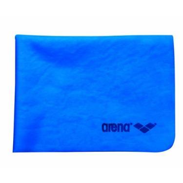 Toalha Body Dry II Arena Azul Super Absorvente Towel PVA