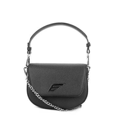 acc59c13d Bolsa Ellus Flap Shoulder Bag Asa Alça Meia Corrente Feminina - Feminino