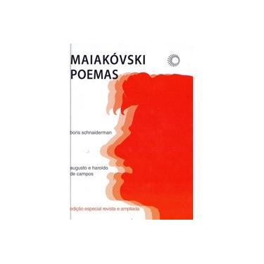 Maiakovski. Poemas - Vladimir Maiakovski - 9788527311151