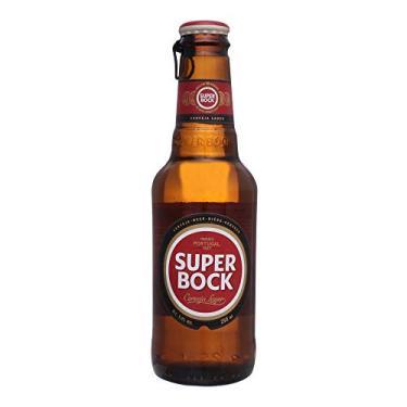 Cerveja Super Bock Lager Long Neck 250 ml