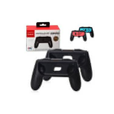 Grip De Mão Nintendo Switch Para Controle Joy-con Oivo Par