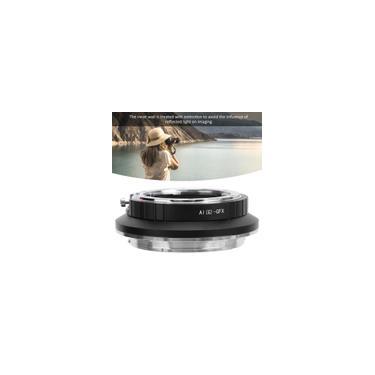 Imagem de Anel adaptador de lente newyi ai (g) gfx para lente Nikon ai para câmera Fujifilm gfx
