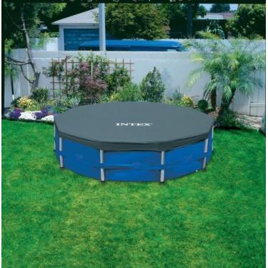 Capa intex piscina estrutural 3,66 m 366 cm 28031