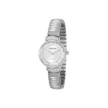 15c2ce77b56 Relógio de Pulso Feminino Mondaine Shoptime