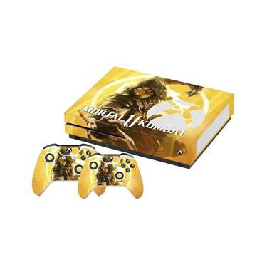 Skin Xbox One S Scorpion Mortal Kombat 11