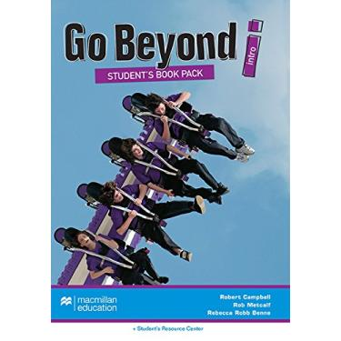 Go Beyond Standard Pack Intro - Rebecca Benne; - 9786685727197