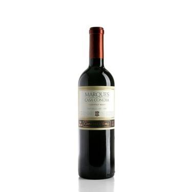 Vinho Tinto Cabernet Sauvignon Marques de Casa Concha 750 ml